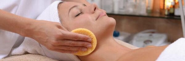 massage dans un salon de massage