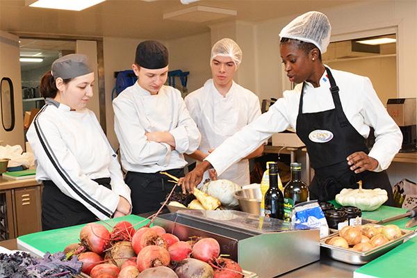 Fédérer son équipe : l'exemple de l'équipe de cuisine