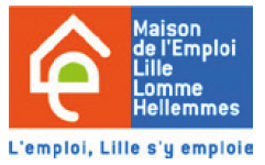 maison emploi lille lomme hellemmes logo