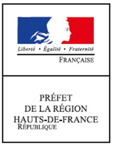Logo de la Préfecture des Hauts-de-France
