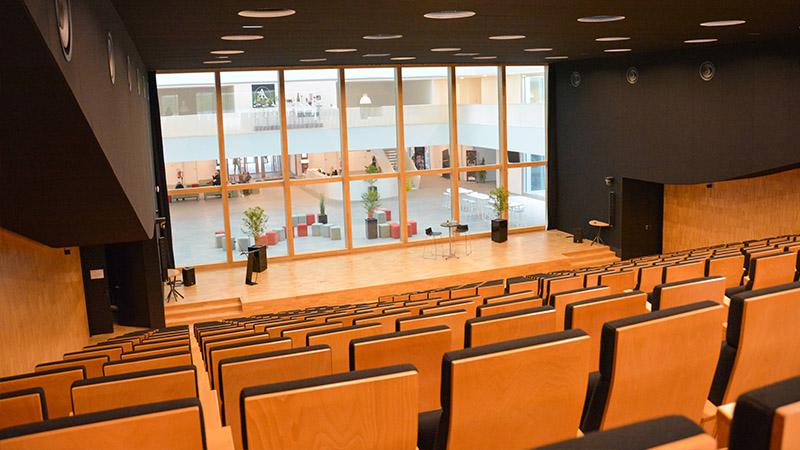 Salle de conférence au CMA Hauts-de-France à Lille