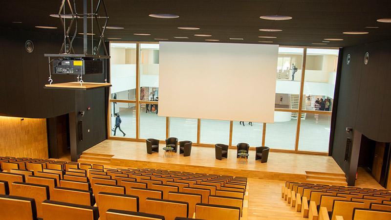 Auditorium Salle de conférence avec vidéoprojecteur Lille CMA Hauts-de-France