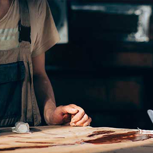 artisan face à des difficultés