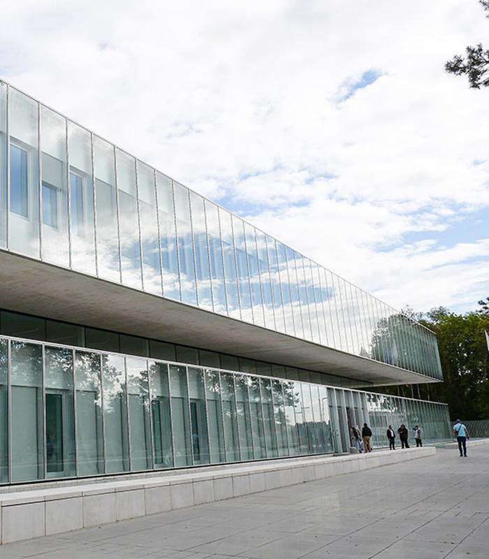Le bâtiment de la CMA Hauts-de-France à Lille