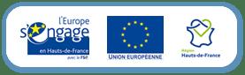 logos de partenaires européens
