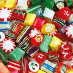 assortiments de bonbons