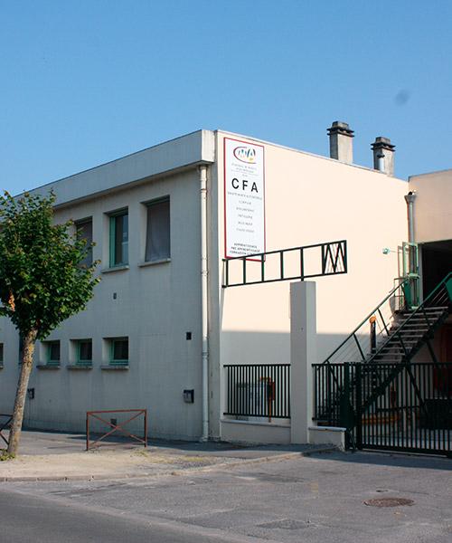 antenne CMA laon