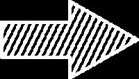 fleche blanc