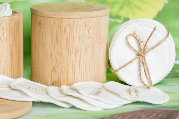 produit de beauté à base de bambou