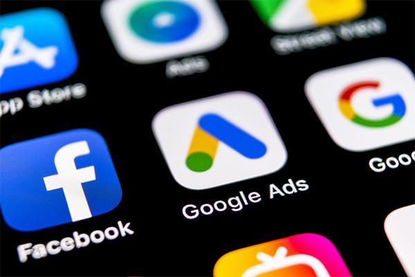 Les publicités sur Google, Youtube, Facebook