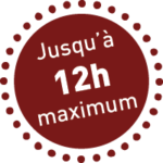 pastille 12 heures max