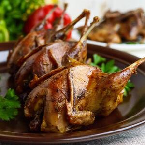 pigeon cuisiné