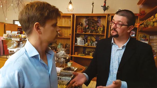 interview d'un artisan