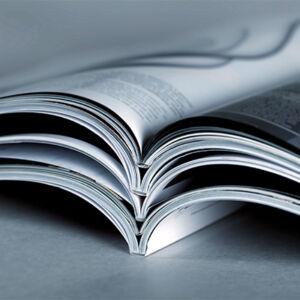 photo d'un catalogue