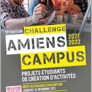 Flyer Challenge Amiens Campus